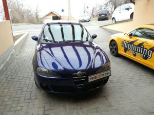 Alfa-romeo-147-19JTDm-150ps-2005-Chiptuning
