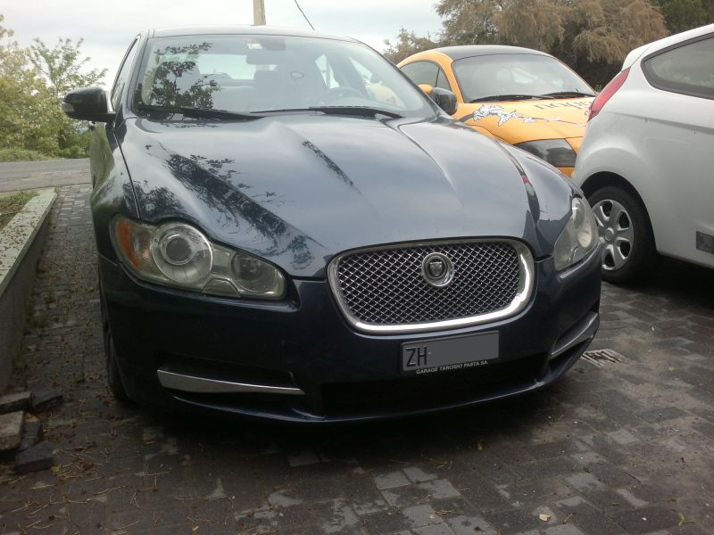 Jaguar-chiptuning
