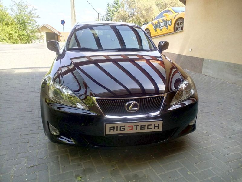 lexus chiptuning remap
