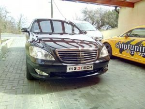 Mercedes-S320-w221-30CDI-235ps-2008-chiptuning