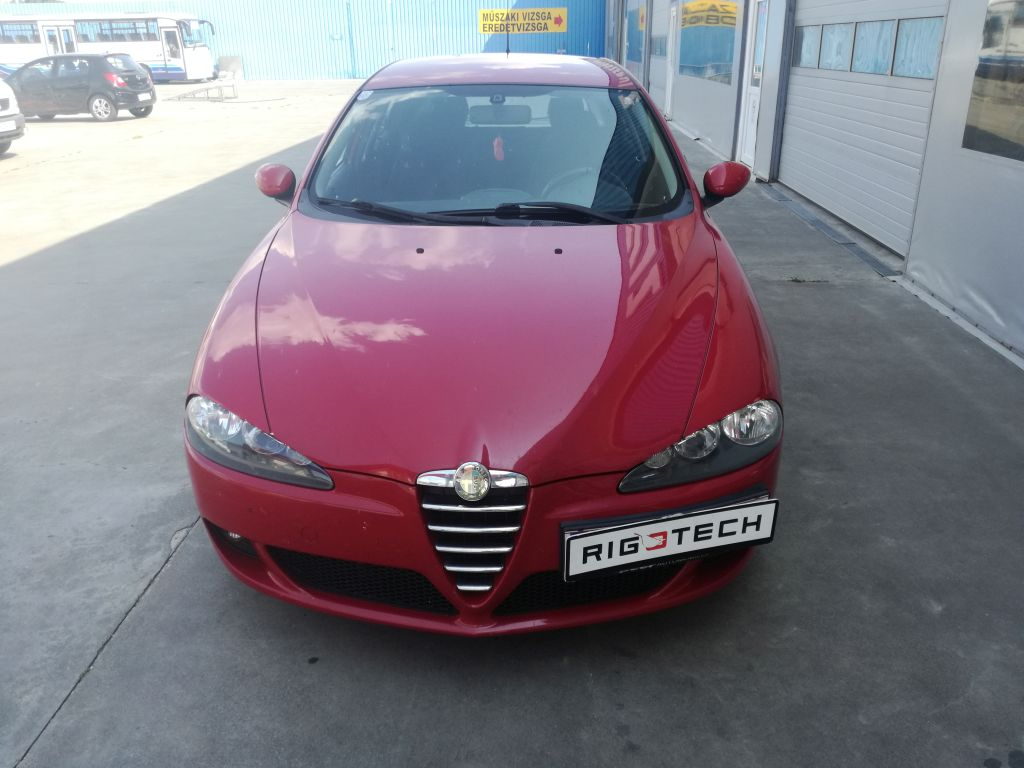 Alfa-romeo-147-19JTDm-116ps-2005-Chiptuning