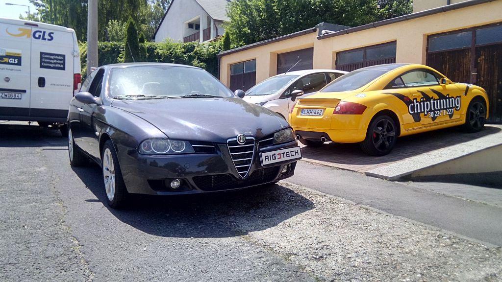 Alfa-romeo-156-ii-19JTD-115ps-2005-chiptuning