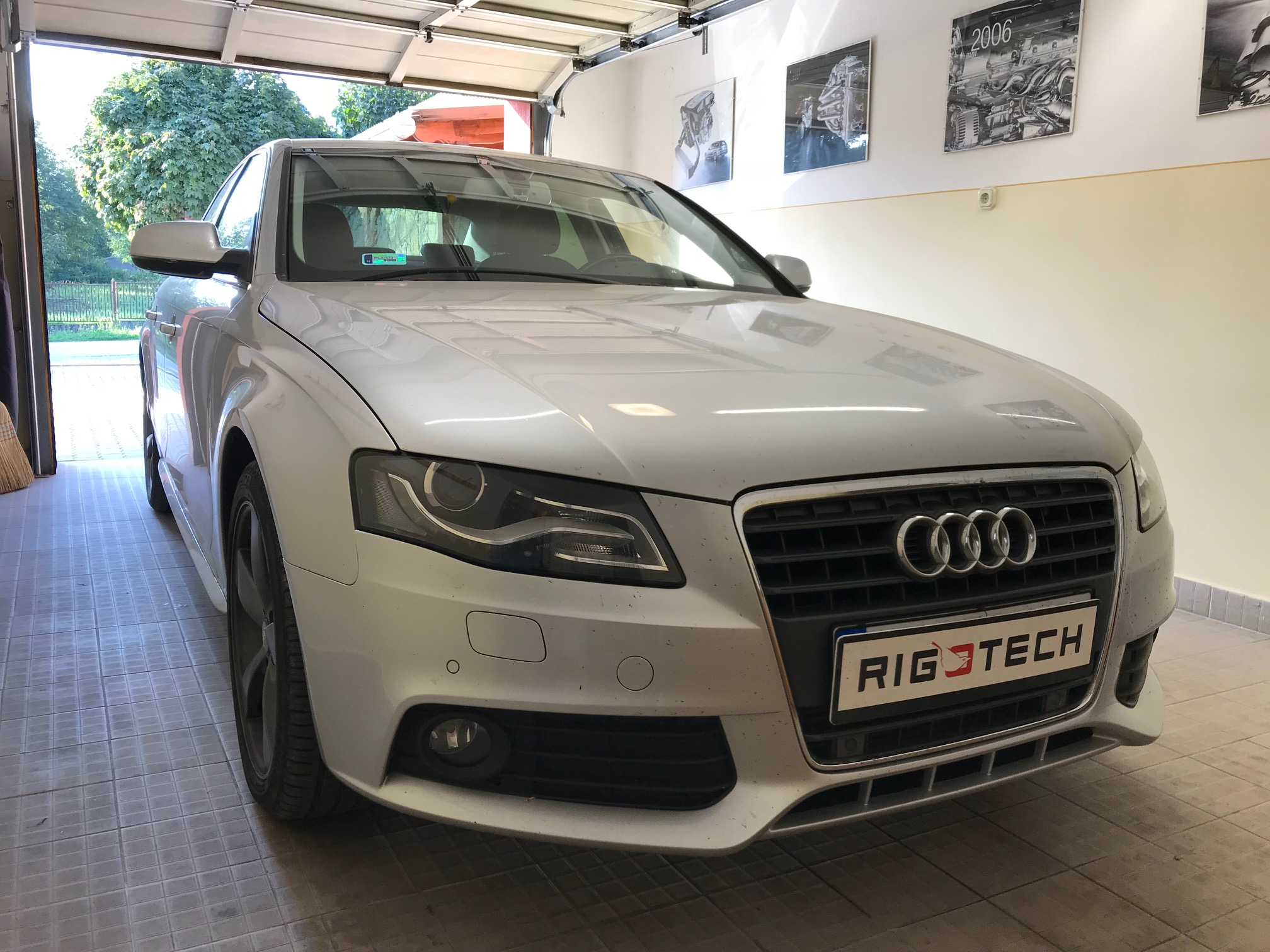AudiA4-20TFSI-180Le-Chiptuning