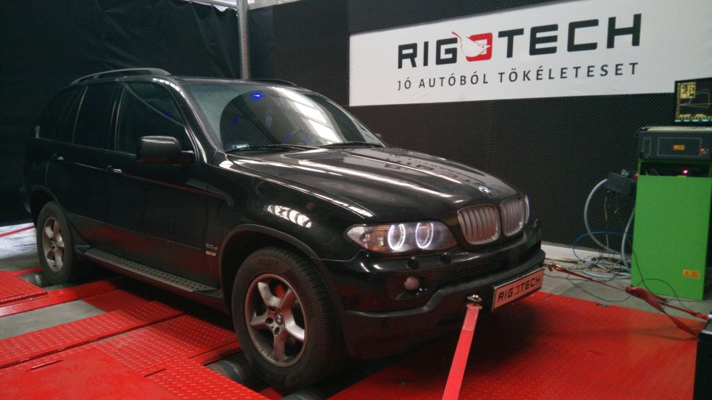 BMW-X5-Chiptuning