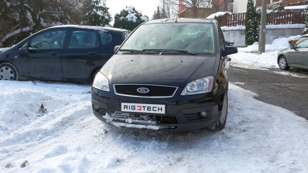 Ford-Cmax-16TDCI-110ps-2006-chiptuning