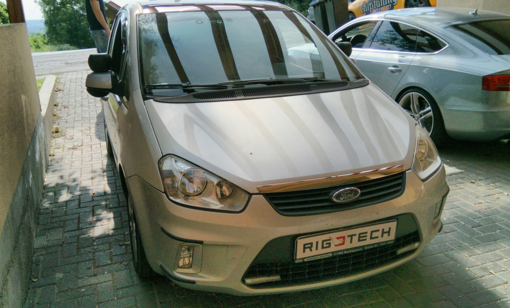 Ford-Cmax-16TDCI-90ps-2007-chiptuning
