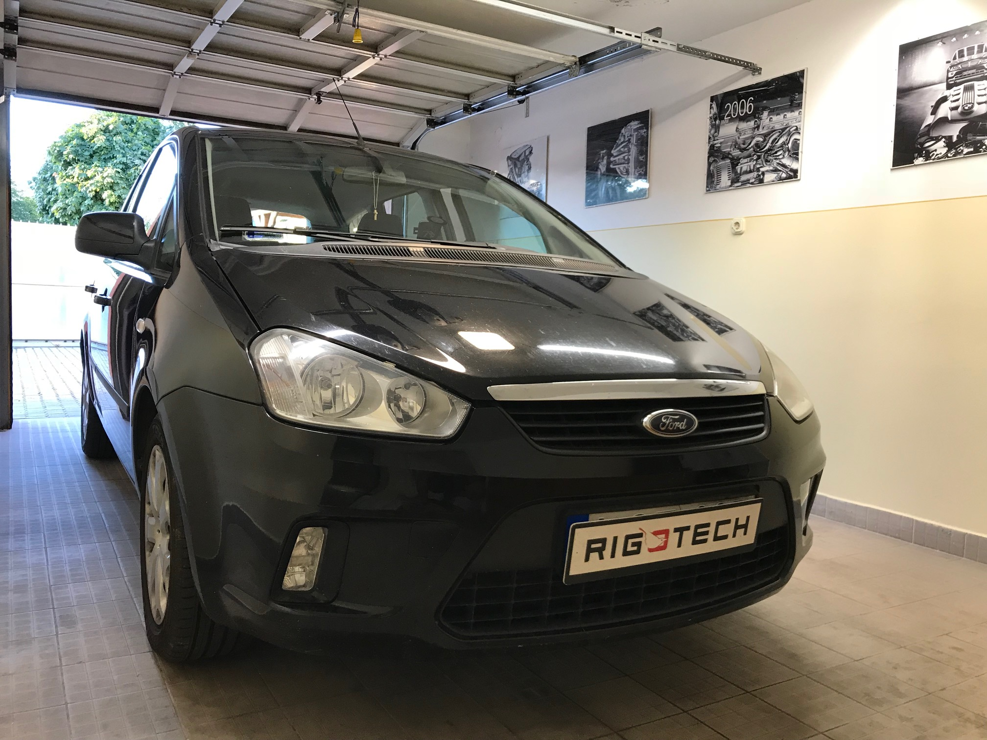 Ford-Cmax-16tdci-110Le-Chiptuning
