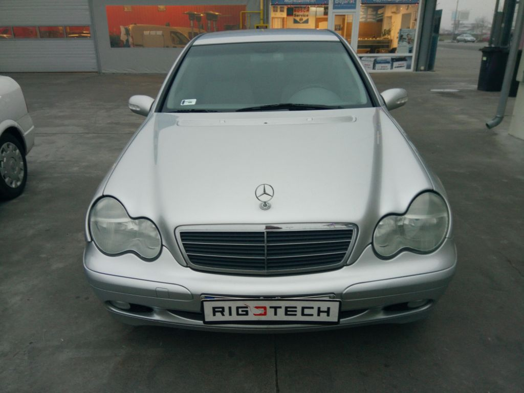 Mercedes-C180-w203-20i-129ps-2001-chiptuning