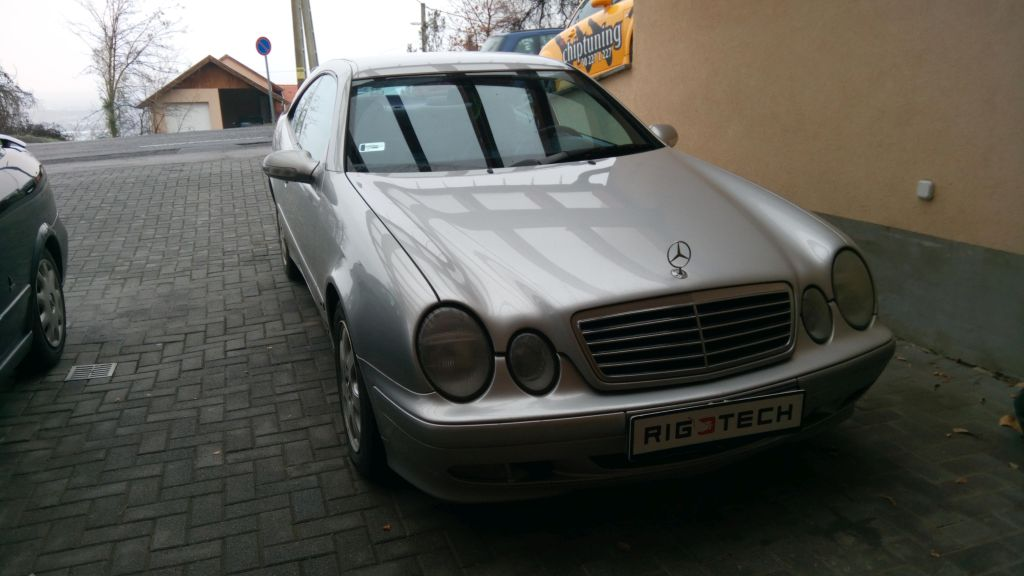 Mercedes-Clk230-c208-23-KOMPRESSOR-EVO-197ps-2002-chiptuning