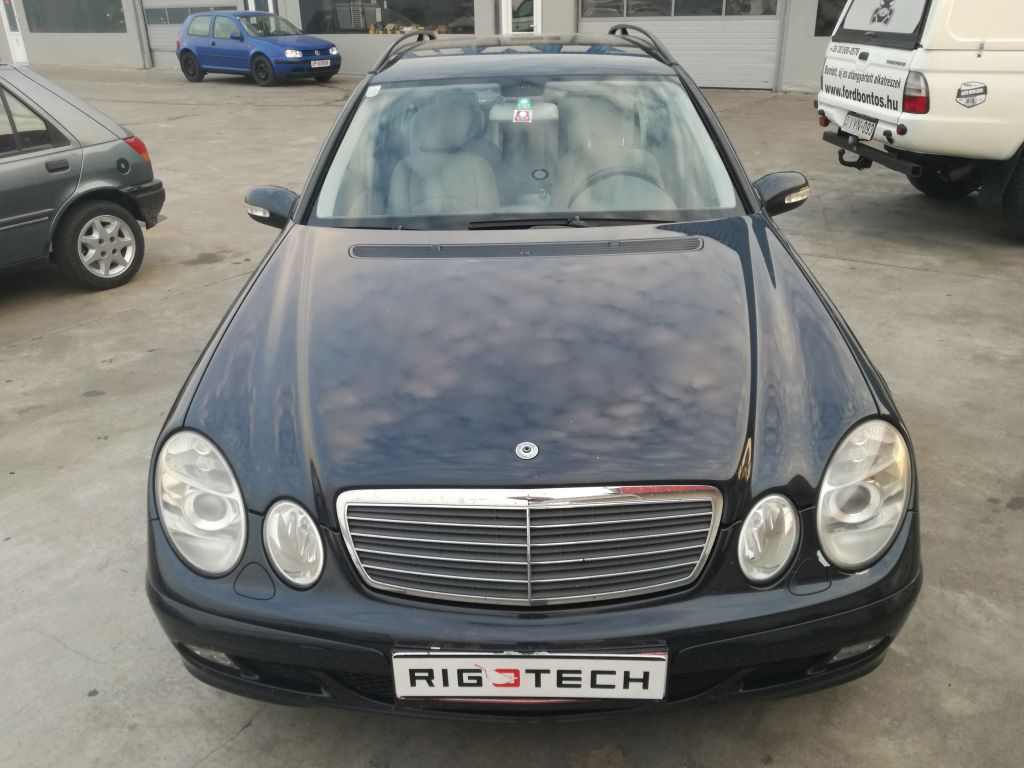 Mercedes-E220-w211-22CDI-150ps-2003-Chiptuning