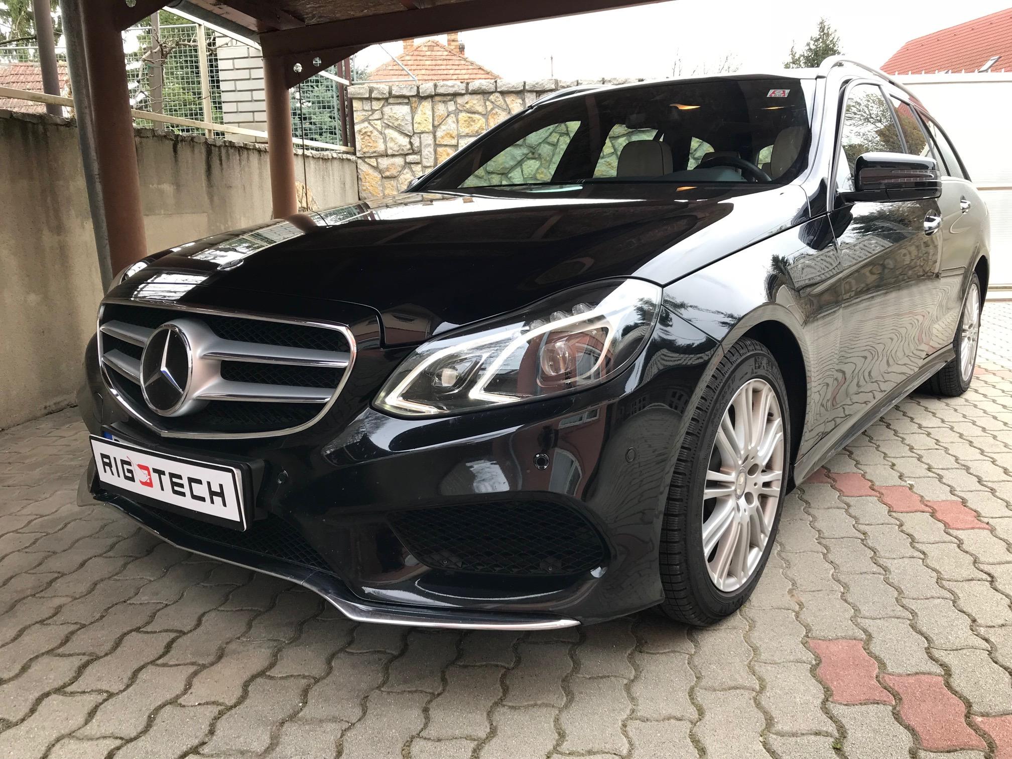 Mercedes-E350Cdi-Chiptuning