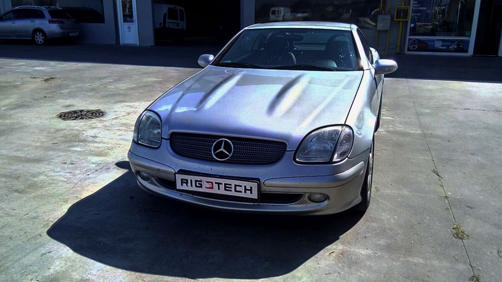 Mercedes-Slk200-r170-20iKOMPRESSOR-163ps-2003-chiptuning