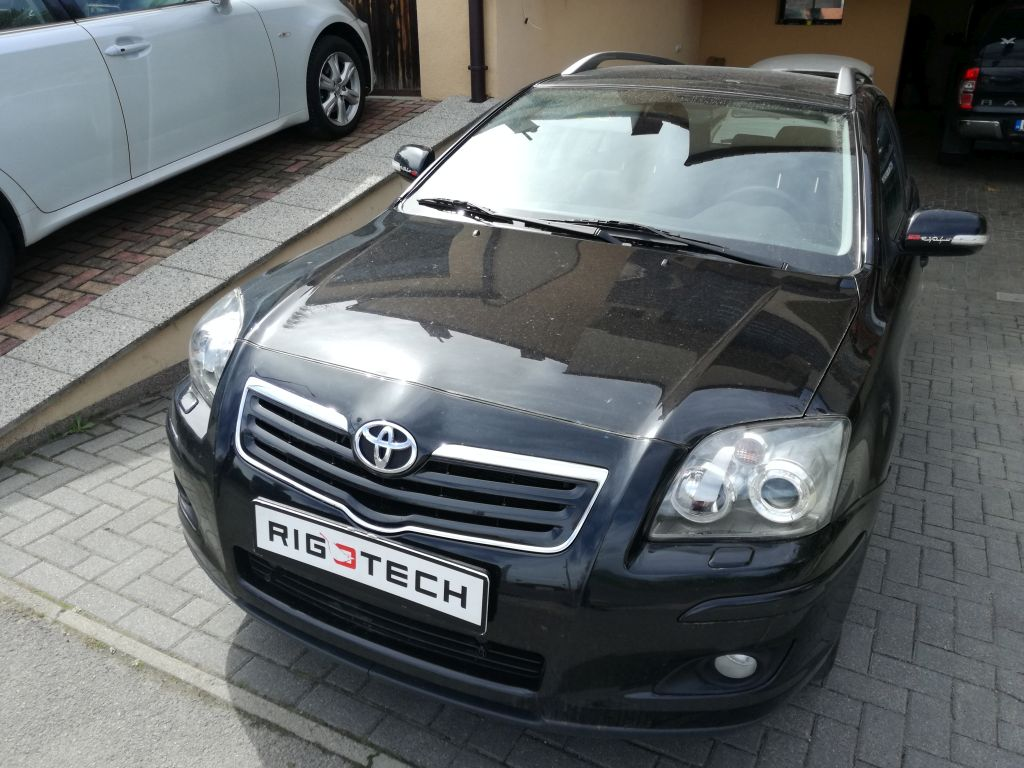 Toyota-Avensis-20d-126ps-2007-Chiptuning