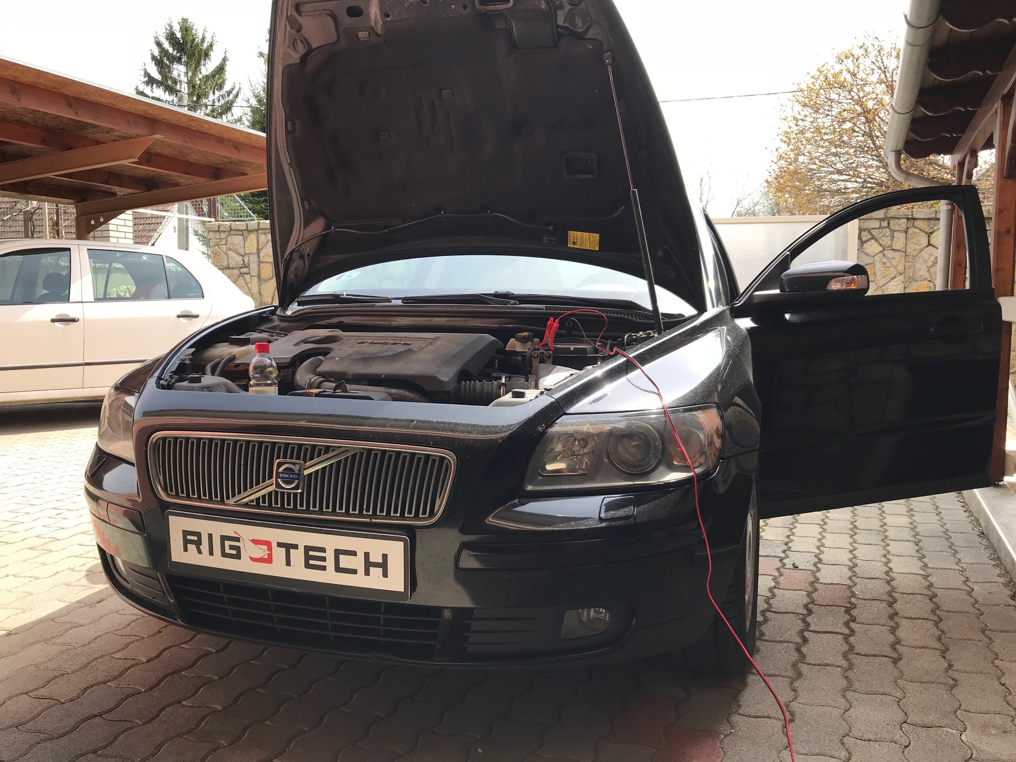 Volvo-V50-16hdi-110Le-Chiptuning