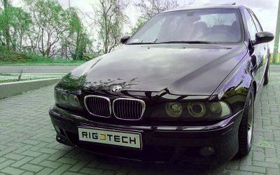 Kivallattuk a tuningolt BMW 530D-t és kiderült…