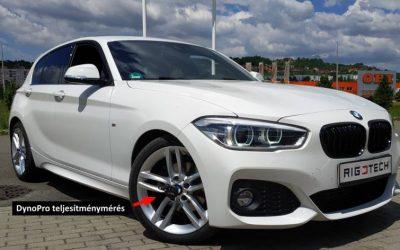 Erős PPro chiptuning BMW F sorozathoz! – és teljesítménymérés