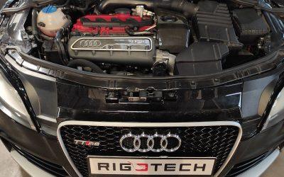 Mit tud az Audi TT RS 2.5 TFSI 340 lovas motorja? Mértük, vallattuk, videóztuk
