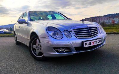 Mercedes tuning, tökéletesen!